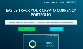 Cryptotrackr