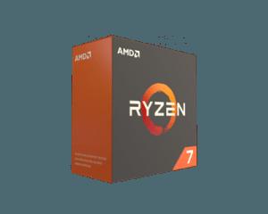 Майнинг на процессоре CPU AMD Ryzen 7