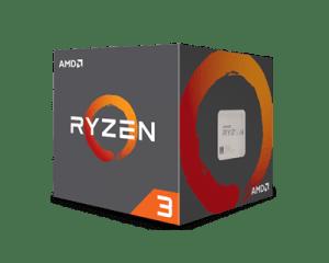Майнинг на процессоре AMD Ryzen 3