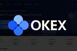 Криптобиржа Okex