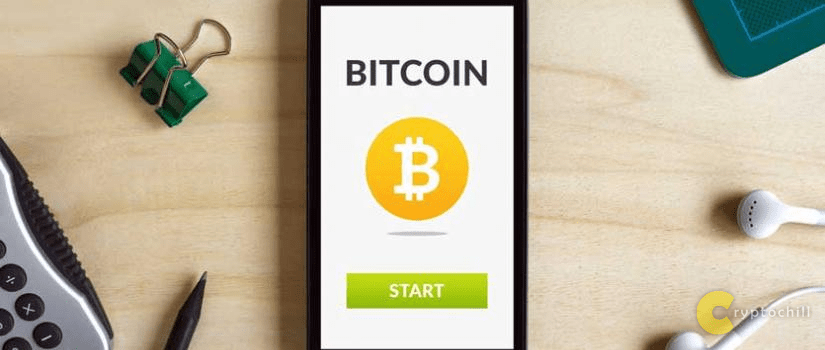 Bitcoin phone wallet