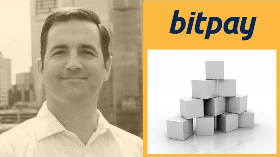 Стивен Пеир - BitPay