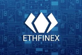 Криптобиржа Ethfinex