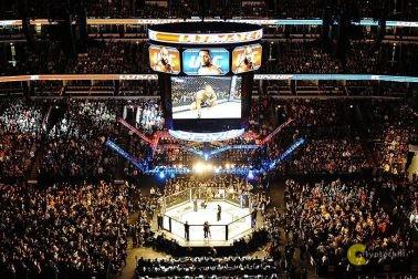 Лайткоин - криптовалютный спонсор UFC
