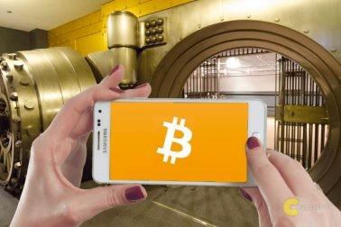 Самсунг разрабатывает кошелек для хранения криптовалют