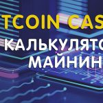 Калькулятор майнинга Bitcoin Cash