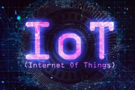 Блокчейн для интернета вещей