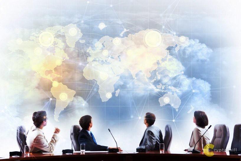 Криптовалюты и коммуникации, средства связи