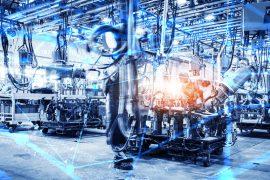 Блокчейн в промышленности