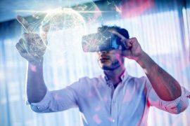 Блокчейн для виртуальной реальности