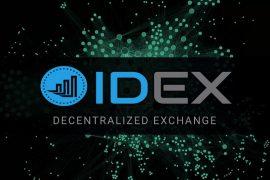Биржа криптовалют IDEX