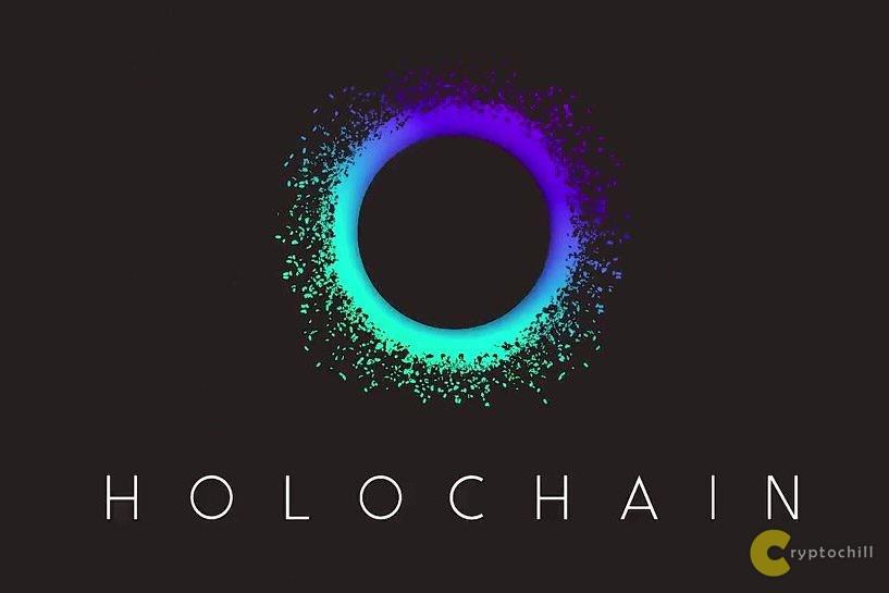 Holochain Hot - логотип