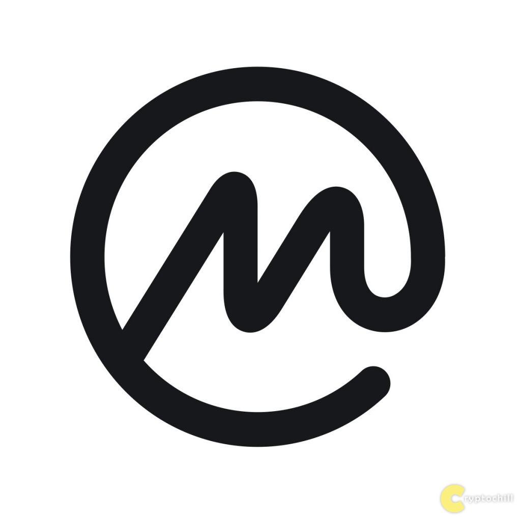 CoinMarketCap - логотип