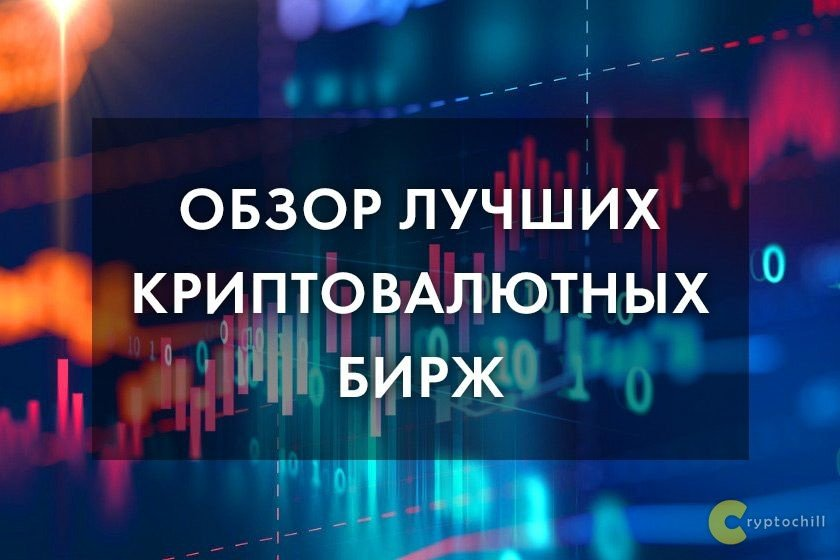 Лучшие криптовалютные биржи 2019